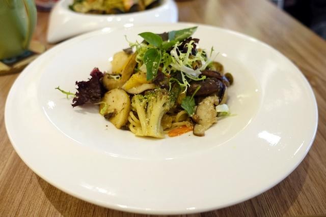 Boboli波波里創義厨房素食義大利麵