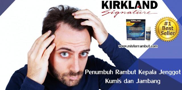 Kirkland Minoxidil Penumbuh Rambut