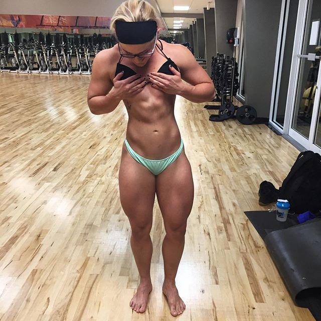 Fitness Model Rachael Frieza Instagram