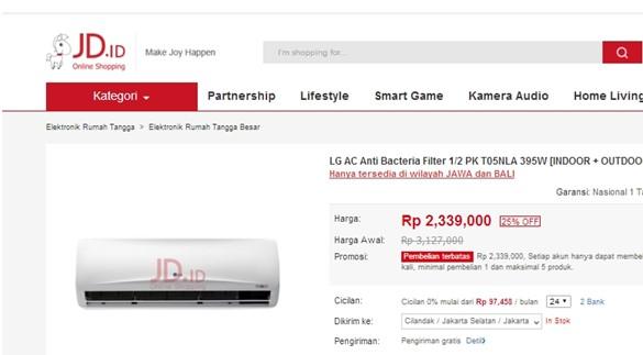 Perbandingan Harga Ac Merk Sharp LG Aqua Panasonic