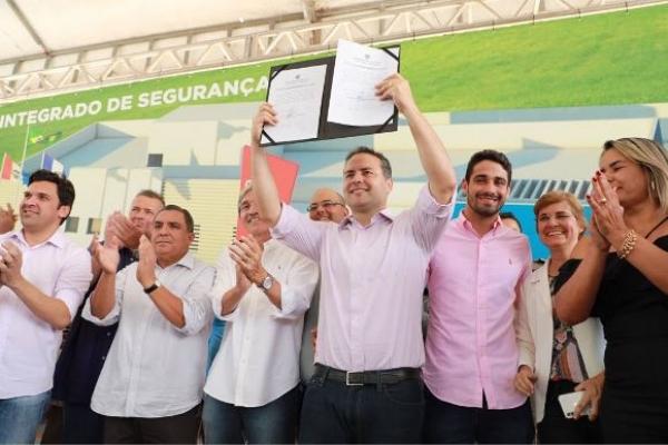Governo de Alagoas autoriza início das obras do Cisp de Mata Grande