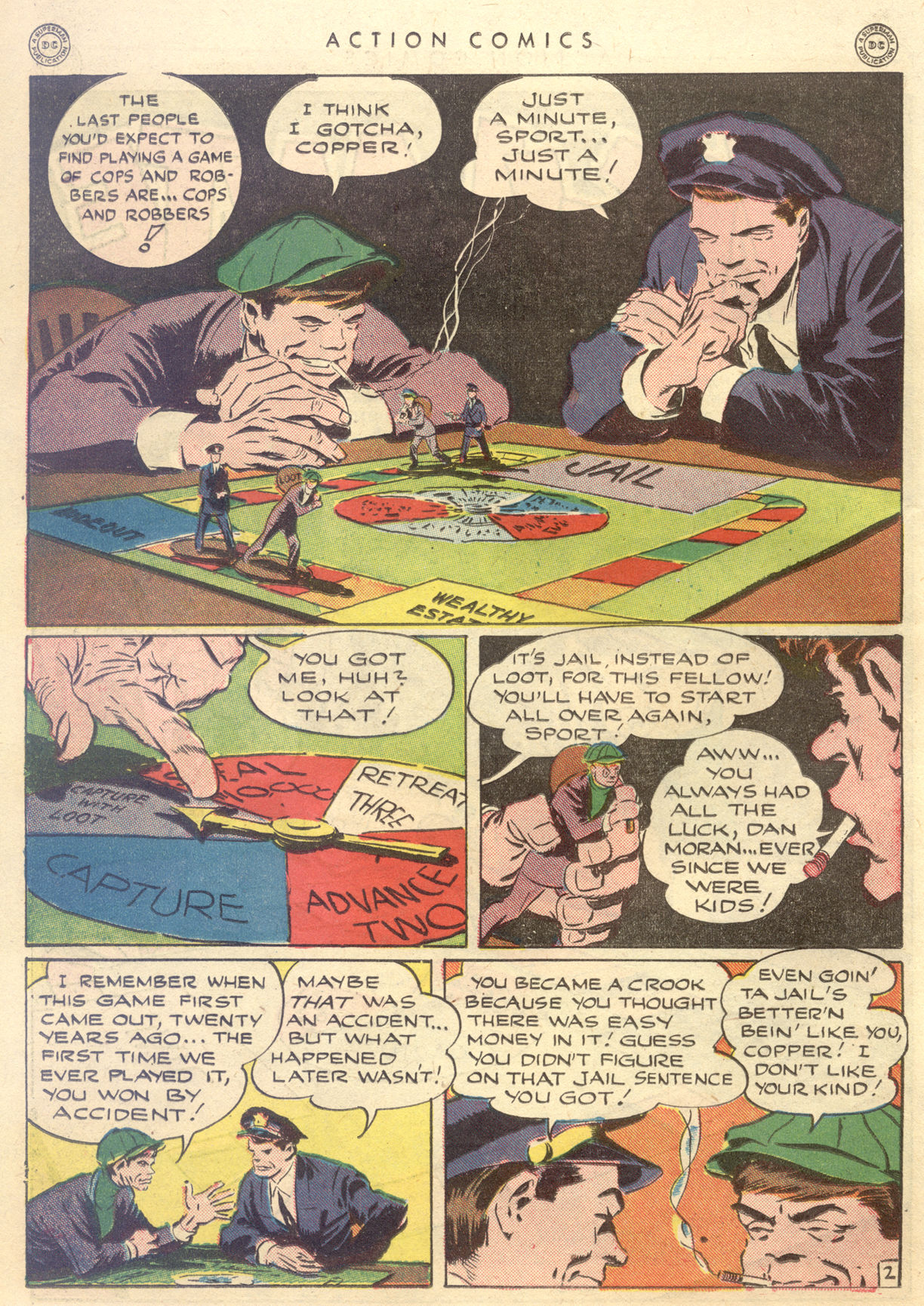 Read online Action Comics (1938) comic -  Issue #88 - 32