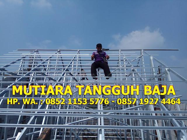 Distributor Pasang Atap Baja Ringan Jakarta Selatan dan Sekitarnya