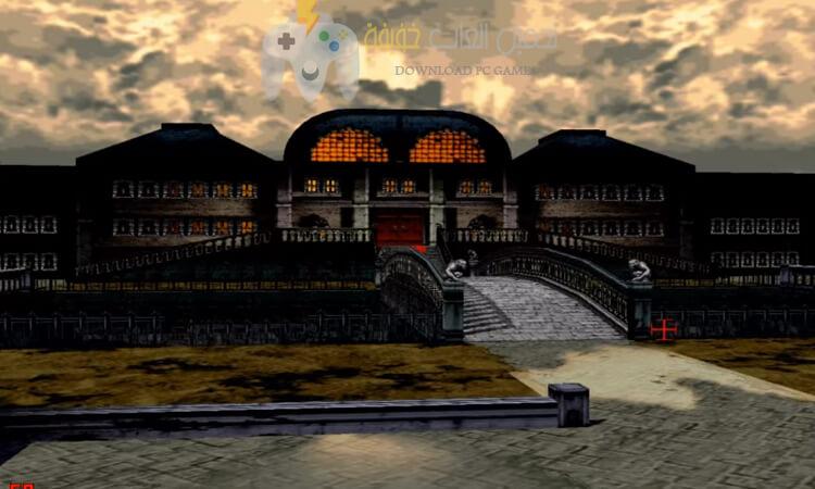 تحميل لعبة بيت الرعب القديمة مضغوطة برابط واحد مباشر من ميديا فاير