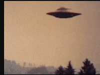UFO Besar Gegerkan Warga Cannock Chase