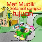Gambar DP BBM Mudik Lebaran 2016 / 1437H (Lucu, Gokil dan Seru)
