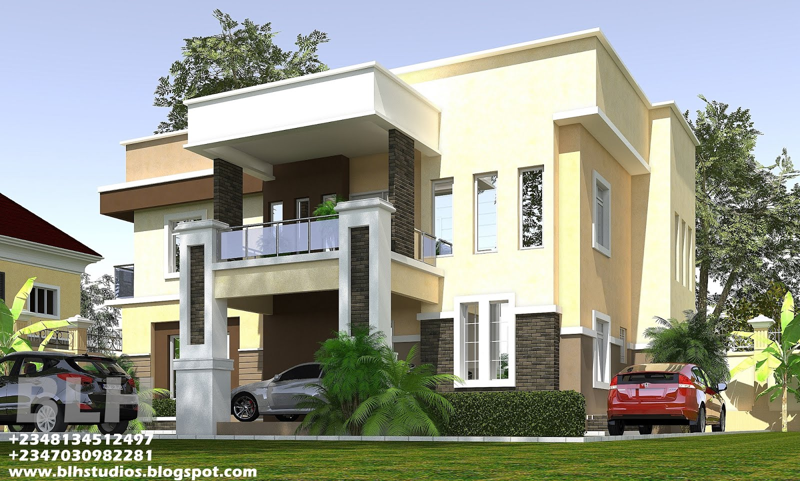Architectural Designs By Blacklakehouse 2 Bedroom Bungalow 3