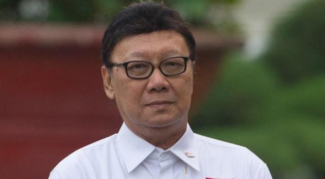 Jenderal Polisi Jadi Plt Gubernur, Tjahjo Kumolo Tidak Bijak