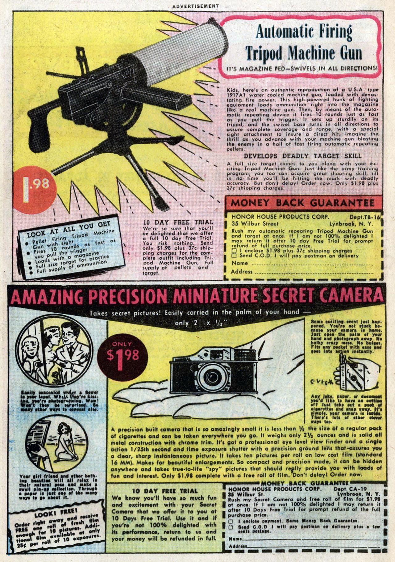 Read online Detective Comics (1937) comic -  Issue #247 - 34