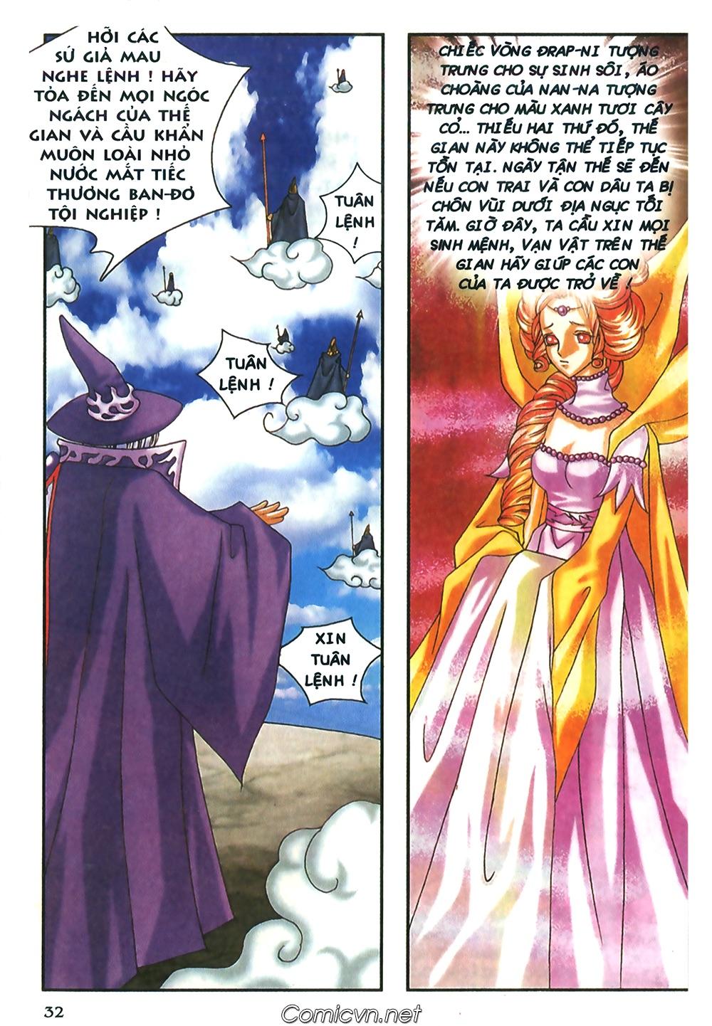 Thần thoại Bắc Âu - Chapter 46: Thần Dũng Cảm - Pic 33
