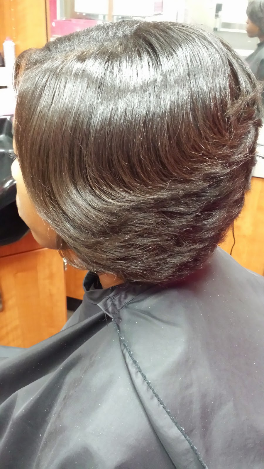Silk Wrap On Short Natural Hair