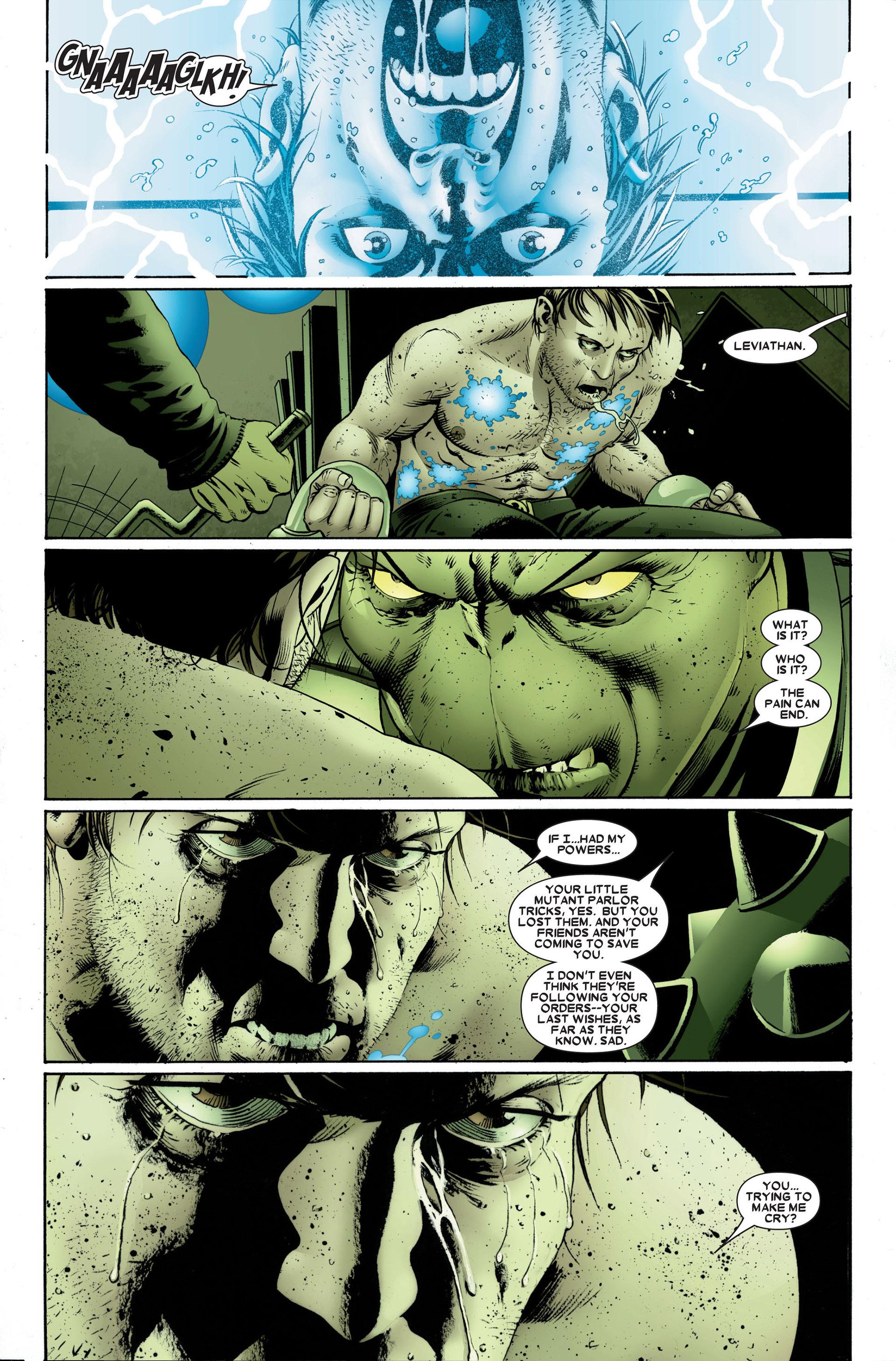 Read online Astonishing X-Men (2004) comic -  Issue #23 - 12