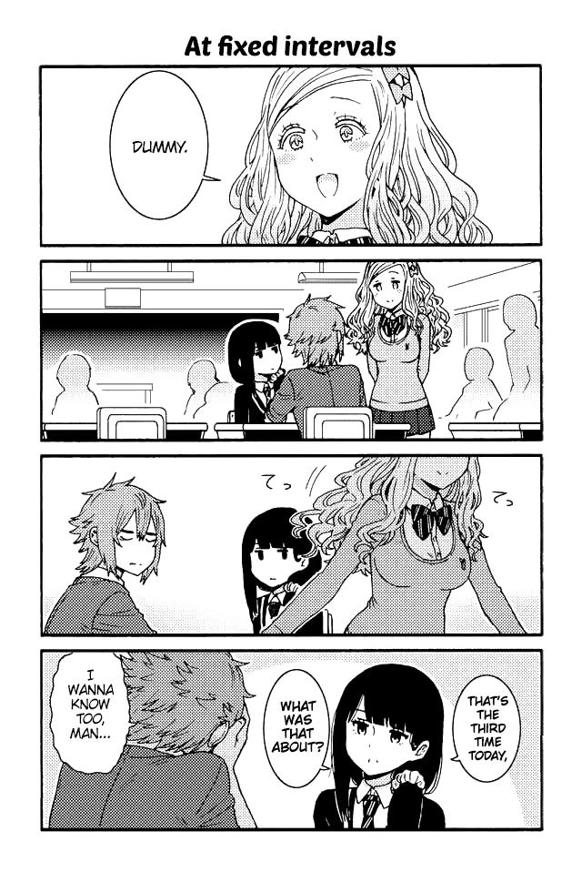 Tomo-chan wa Onnanoko! - Chapter 11