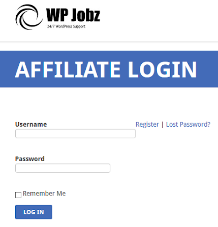 Join WP Jobz WordPress Support Affiliate Program : eAskme