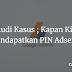 Studi Kasus ; Kapan Kita Mendapatkan PIN Adsense