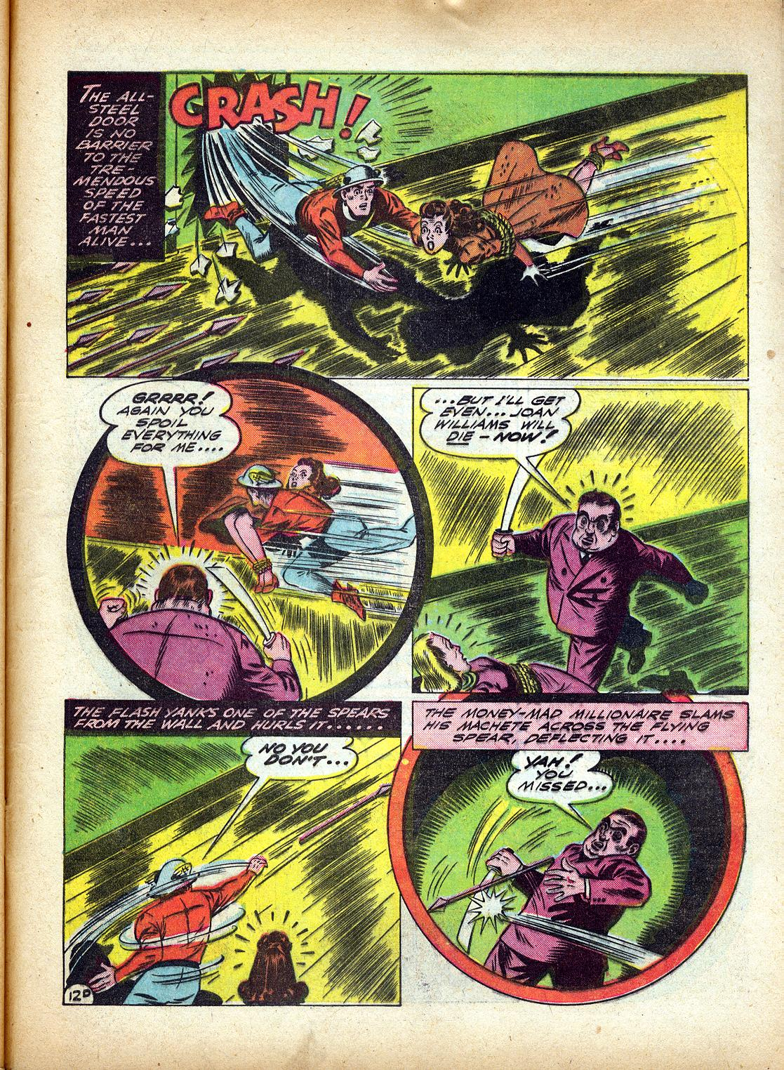 Read online All-Flash comic -  Issue #4 - 64
