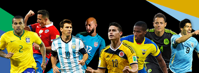 The stars expected to light up Copa América Centenario USA 2016 ...