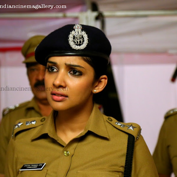 Nyla Usha latest hot photos from Fireman