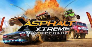 تحميل لعبة asphalt xtreme لاندرويد الاصدار الأخير برابط مباشر