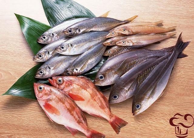 como saber si el pescado es fresco