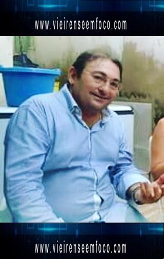 Resultado de imagem para iramar oliveira, ex-prefeito de marcelino vieira