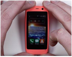 Posh Mobile MICRO S240   Worlds Smallest Android Smartphone price in nigeria