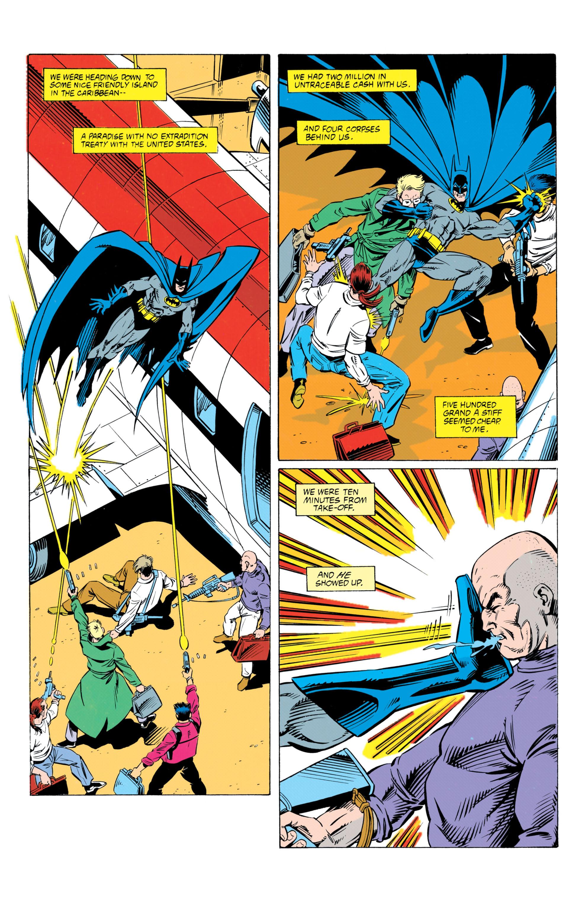 Detective Comics (1937) 644 Page 2