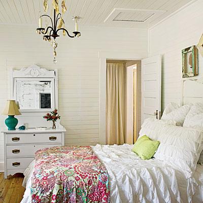 o que é decoração cottage
