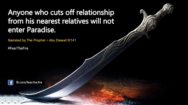 The Major Sin: Cutting-off the Relations with Relatives