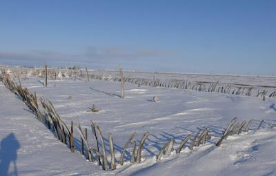Makam Es suku eskimo