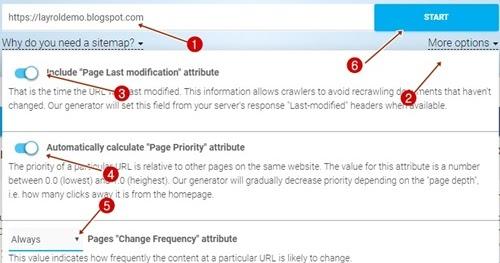 blogger blog ke liye xml sitemap kaise banaye