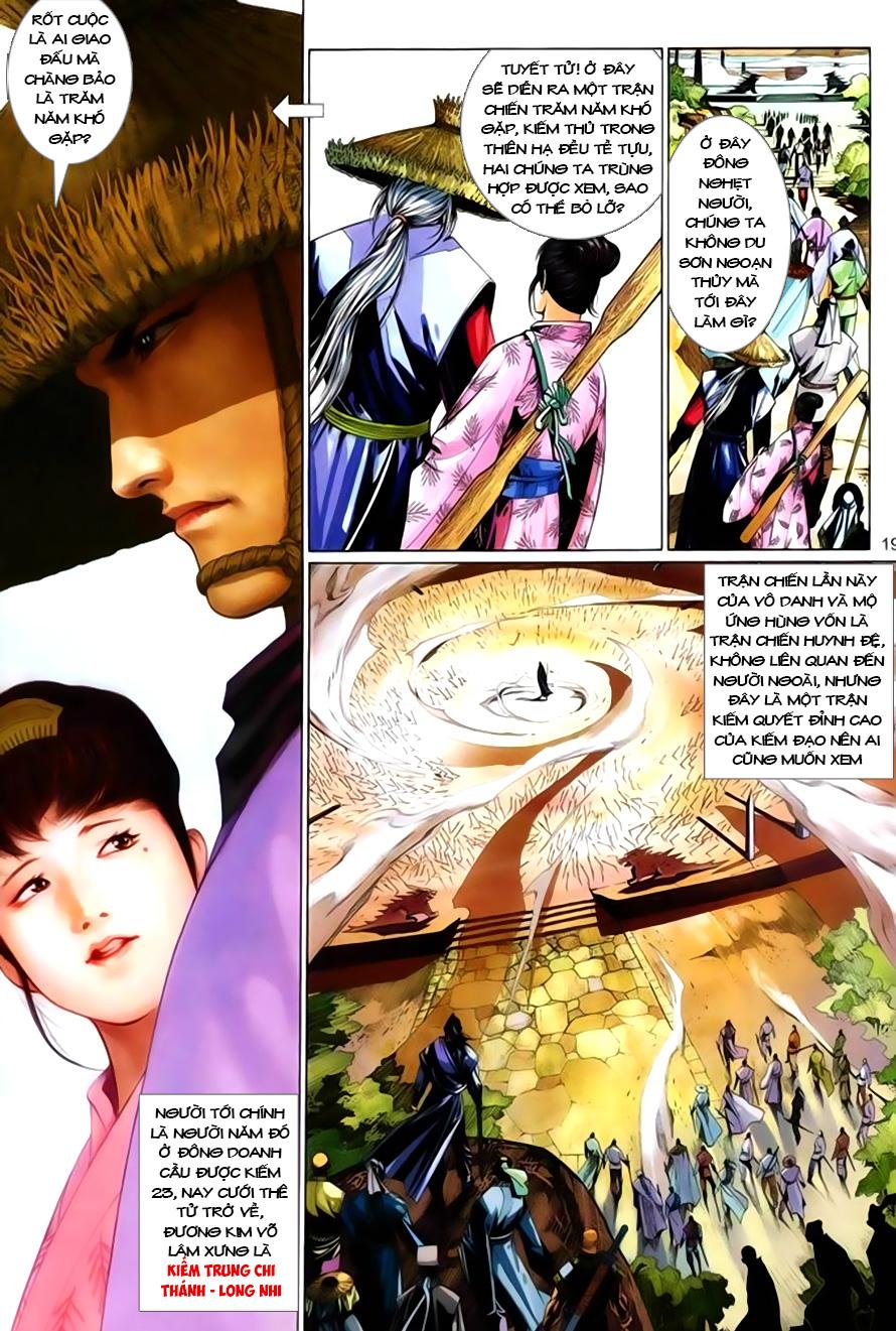 Phong Vân chap 410 Trang 19
