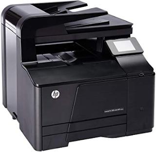 Télécharger HP LaserJet Pro 200 Color M276n Pilote Pour Windows et Mac