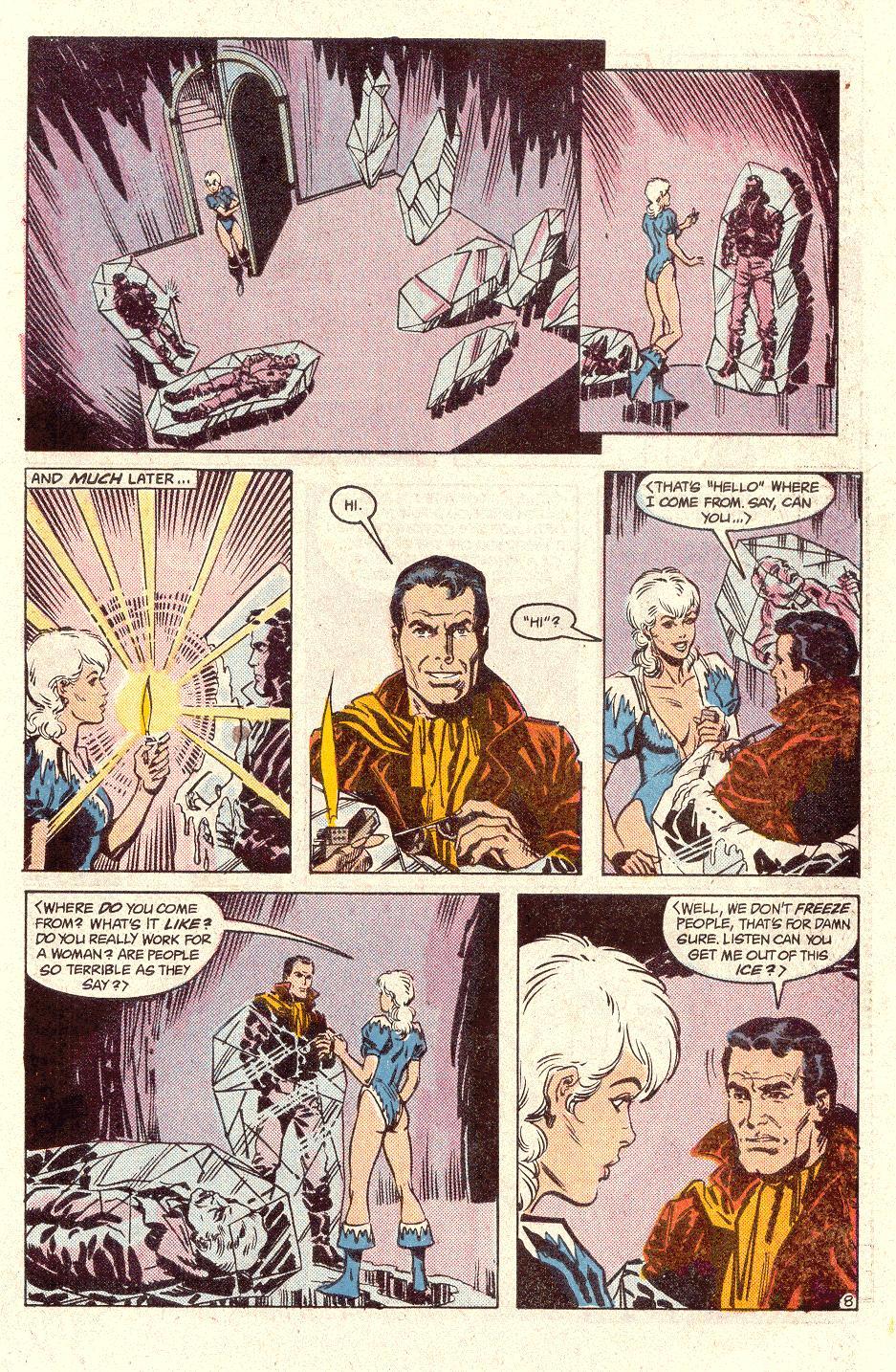 Read online Secret Origins (1986) comic -  Issue #33 - 39