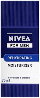 Nivea for Men Rehydrating Moisturiser
