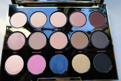 Gwen Stefani Palette from Urban Decay
