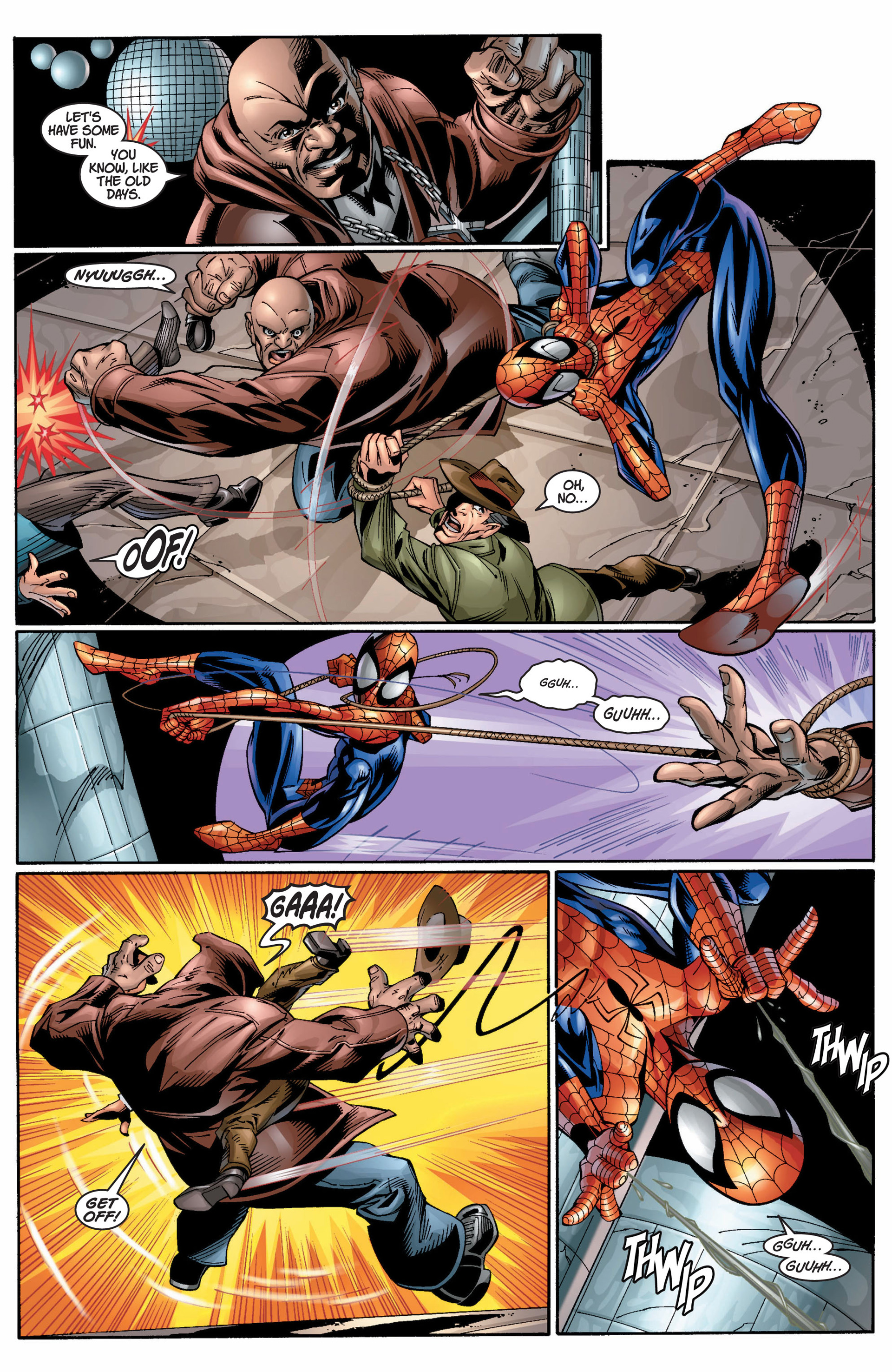 Read online Ultimate Spider-Man (2000) comic -  Issue #9 - 7