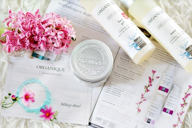 organique, basic cleaner, peeling, enzymatyczny, wrażliwa, cera, żel, tonik, oczyszczający, nawilżający, beauty, porcelain, pielęgnacja,