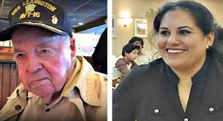 Ηλικιωμένος κατσάδιαζε μια σερβιτόρα επί 7 χρόνια. Μια μέρα, όλα άλλαξαν...