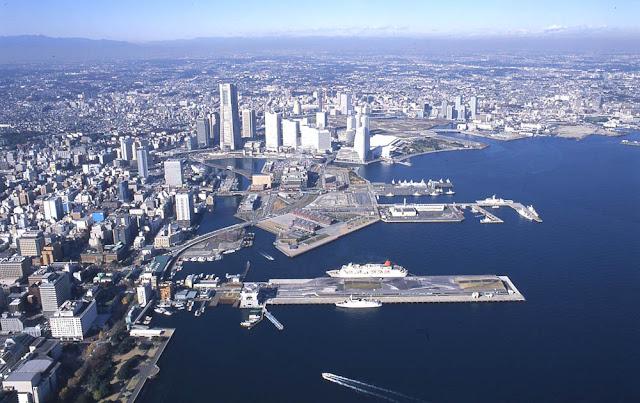Resultado de imagem para cidade de yokohama japão