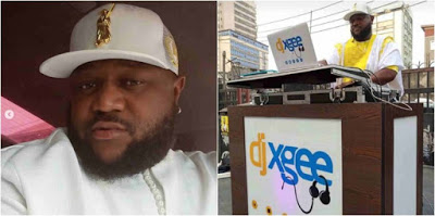 Lagos DJ Xgee Commits Suicide by Drinking Sniper after Leaving Notes on Instagram (Photos)