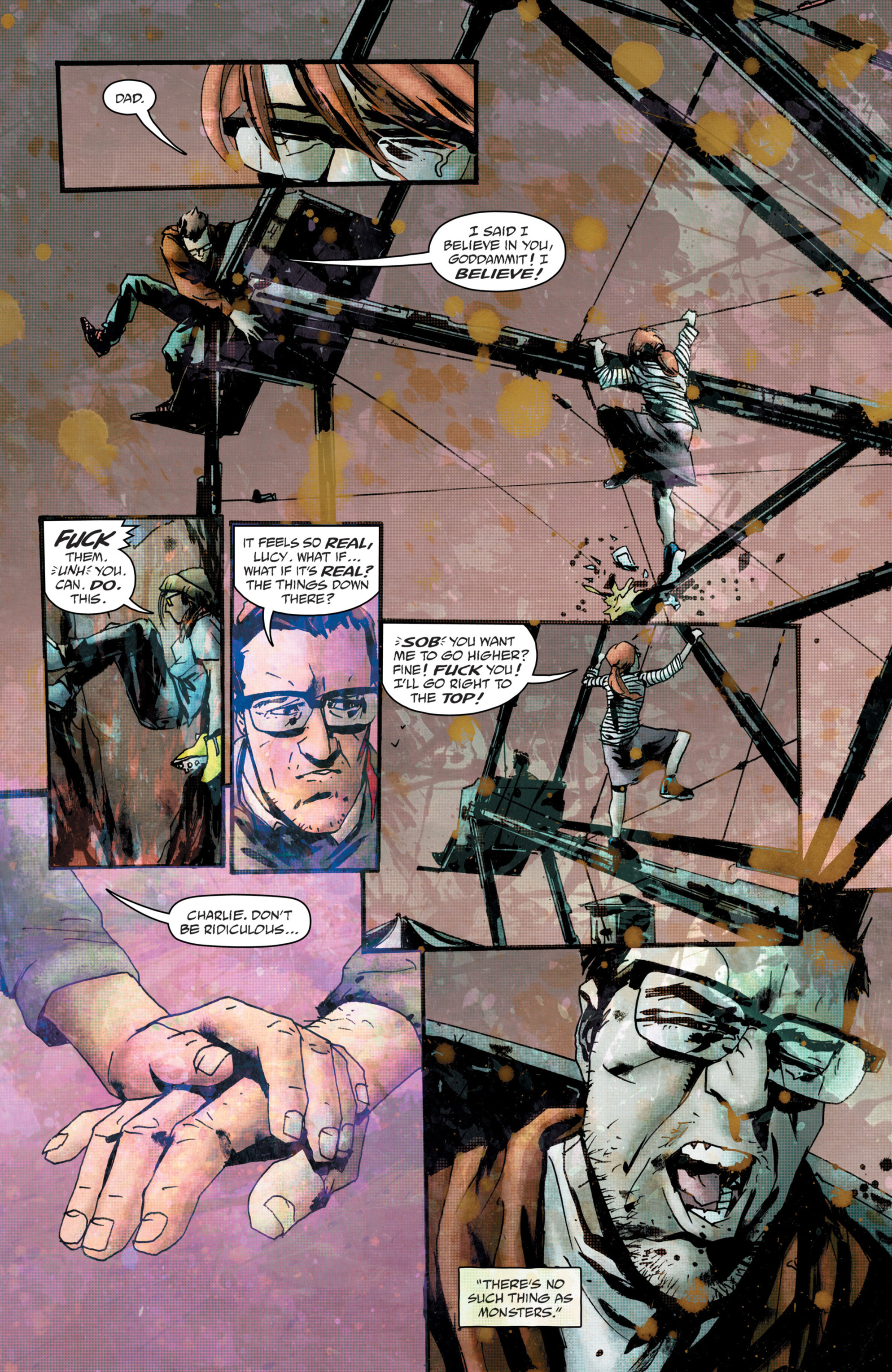 Read online Wytches comic -  Issue #4 - 22