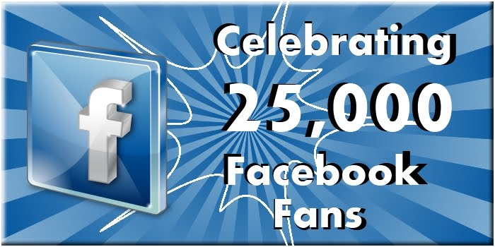 25,000 Facebooks Fans = $50 Amazon Gift Card