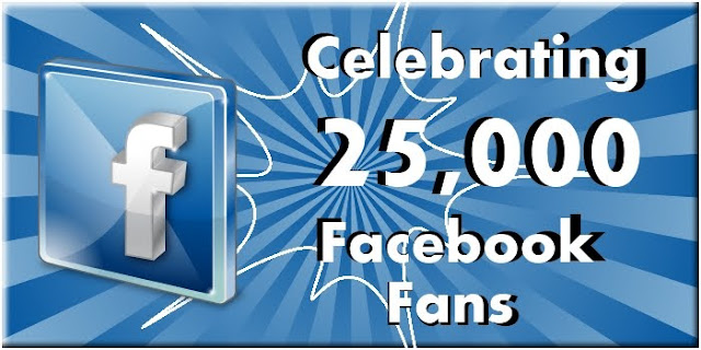 Image: 25,000 Facebooks Fans = $50 Amazon Gift Card
