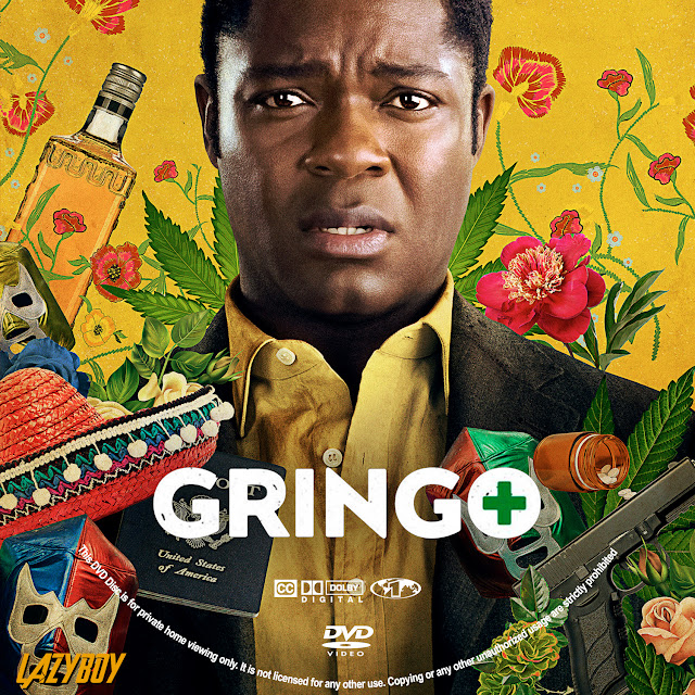 Gringo DVD Label