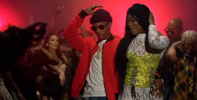 [Video] Wizkid ft Efya - Daddy Yo