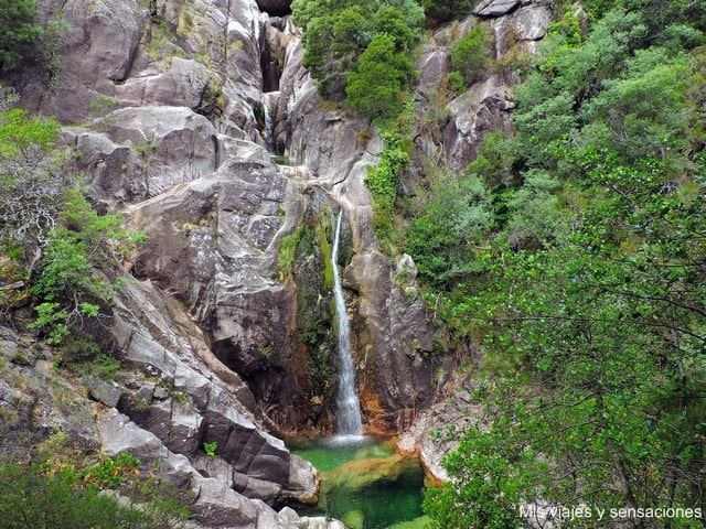 Cascadas do Arado, Parque Nacional de Gerés, Portugal