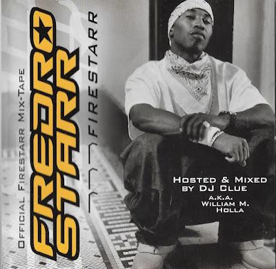 Fredro Starr – Firestarr Mixtape (2000) (Promo CD) (FLAC + 320 kbps)