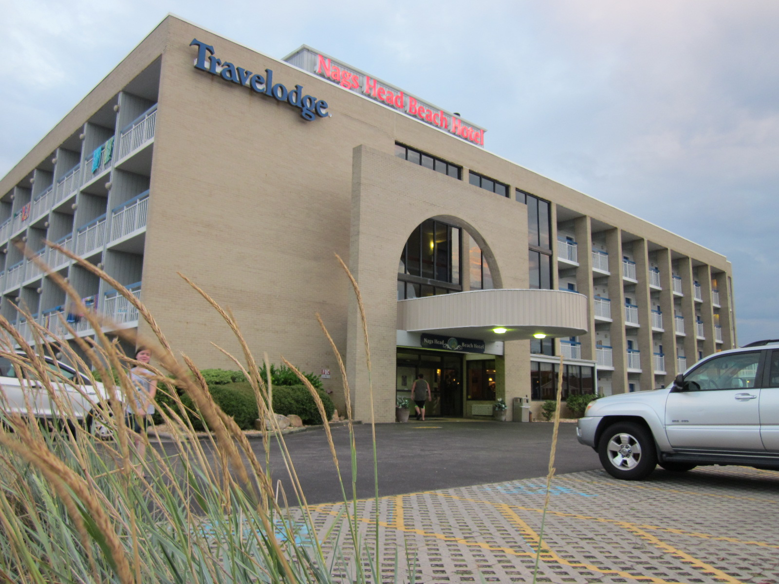 Travelodge Nags Head Beach Hotel Review