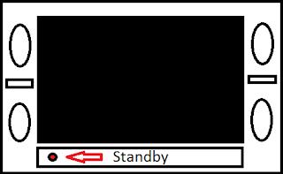 TV Standby dan cara memperbaikinya
